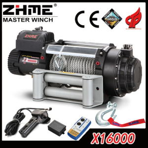 16000lbs Pull Truck Electric Winch for 4X4 pictures & photos