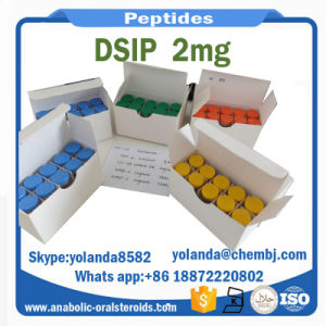 Top Quality Safe Growth Sleep Inducing Peptide Dsip 2mg/Vial pictures & photos