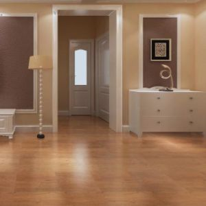 7.3mm Beech HDF Laminate Flooring pictures & photos