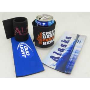 Custom Slap Can Holders Waterproof Neoprene pictures & photos