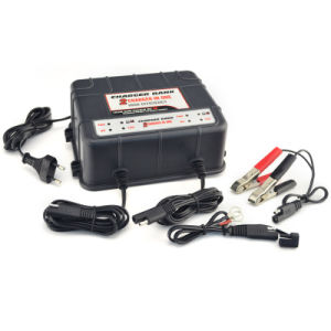 6V/12V 2A 4-Step Auto Battery Charger pictures & photos