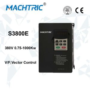 High Power 1000kw 3phase Vector Control AC Motor Drive with Pg Card pictures & photos