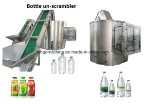 Full Automatic Pet Bottle Sorting Un-Scrambler Sorter pictures & photos