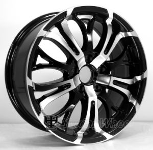 High Quality Car Parts Aluminium Alloy Wheel pictures & photos