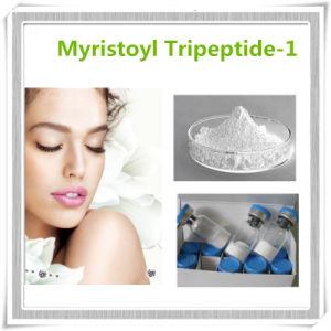 Raw Powder Anti-Wrinkle Polypeptides Palmitoyl Myristoyl Tripeptide-1 pictures & photos