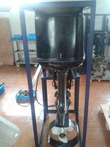 4 Stroke 25HP Water Cooled Diesel Outboard Engine pictures & photos