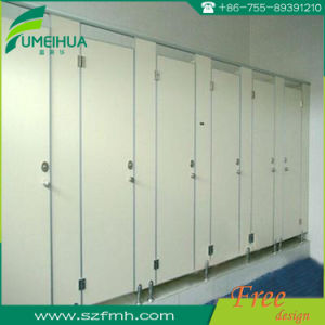High Pressure Laminate HPL Toilet Partition pictures & photos