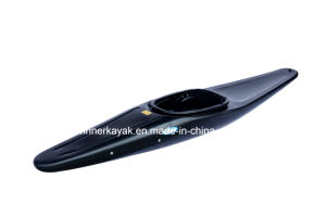 Single Plastic Racing Kayak with Adjustable Foot Pedals pictures & photos