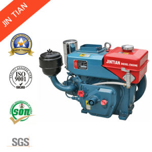 Hot Model 4 HP Single Cylinder Diesel Engine (R170A) pictures & photos