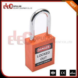 Elecpopular China Supplier 38mm High Security Padlock Safety Lockout pictures & photos