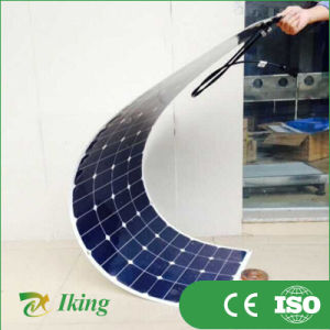 Cheapest Price for 135W Flexible Solar Panel with TUV