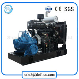 Trailer Mounted Diesel Engine Split Case Pump for Agricultural Irrigation pictures & photos