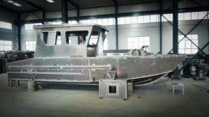 21FT 6.5m Aluminium Fishing Boat Qm6500 pictures & photos