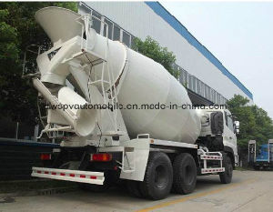 Foton 6X4 Cement Truck 20t Mixer Truck Price pictures & photos