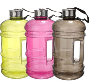 BPA Free 2.2L Tritan Sports 0.58 Gallon Water Bottle pictures & photos