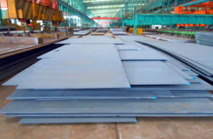 Sn400 (JIS G 3136) Mild Building Structure Steel Plate pictures & photos