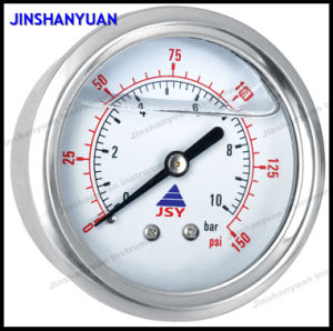 Og-012 Stainless Steel Pressure Gauge pictures & photos