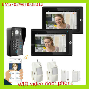 Newest Technology WiFi Video Door Phone Doorbell Home Security System pictures & photos