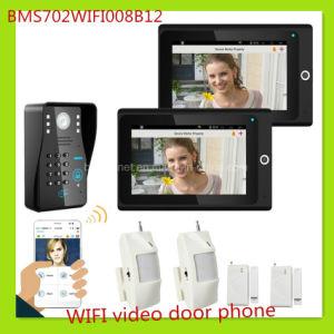 Popular WiFi Video Door Phone Doorbell Home Security System pictures & photos