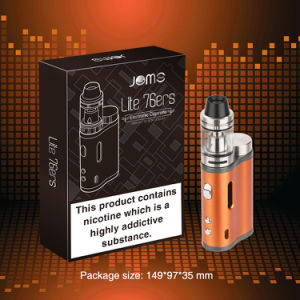 2017 China New Vaping Mod 75W Box Mod Jomo Lite 76ers Vaporizer pictures & photos