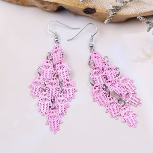 2017 Hot Sales VAGULA Hollow out Charms Earring pictures & photos