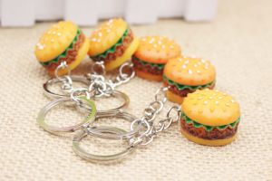 3D Promotional Gift Custom Resin Key Chain pictures & photos