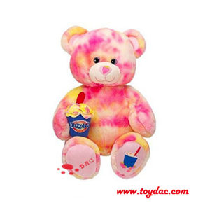 Plush Color Promotional Candy Bear pictures & photos