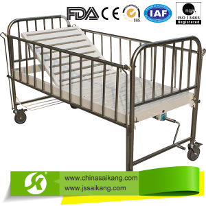 Medical Appliances Luxury Hospital Baby Crib pictures & photos