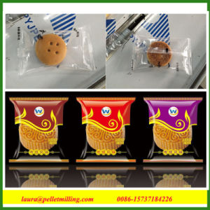 China Food Bread Biscuits Candy Snacks Pillow Filling Packing Machine pictures & photos