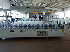 China PVC Decorative Woodworking Wrapping Machine Manufacturer pictures & photos