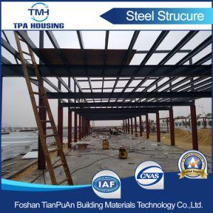 EPS Sandwich Panel Prefab Steel Structure House Building pictures & photos