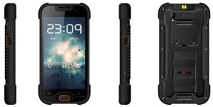2017 Newest 4G Lte Smartphone, IP68 Standard, Waterproof 10meters, 1/2D Scanning Supportive pictures & photos