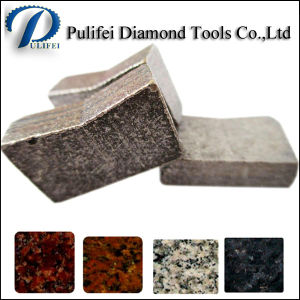 Abrasive Stone Cutting Diamond Tools Saw Blade Cutting Segment pictures & photos