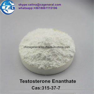 CAS: 315-37-7 Raw Steroid Bodybuilding Testosterone Enanthate Powder Test Enanthate pictures & photos
