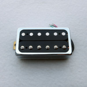 Wax Potted Chrome Color AlNiCo Lp Guitar Pickup pictures & photos
