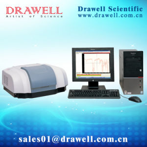 Model Dw-Ftir-520A (FTIR) Fourier Transform Infrared Spectrometer That Lab Equipment with High Resolution pictures & photos