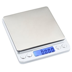 2000g Multi Function Jewelry Scale Digital Kitchen Scale pictures & photos