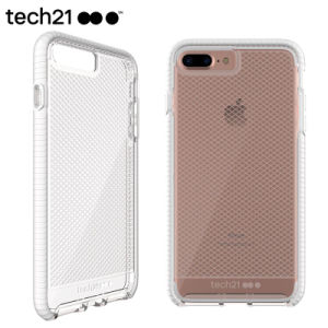 Tech 21 Shockproof TPU Hybrid Case for iPhone 7 Plus