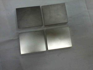 N42 Ni-Cu-Ni Plated Large NdFeB Block Magnets pictures & photos