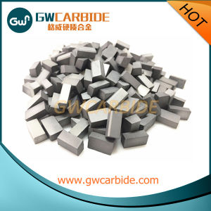 Yg6 Tungsten Carbide Brazed Tips pictures & photos