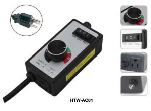 Electronics Digital Single Phase Fan Speed Motor Router Controller (HTW-AC) pictures & photos