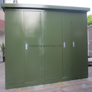 American Type Transformer Compact Substation pictures & photos