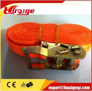 10, 000kg Straps Ratchet Tie Down pictures & photos