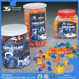 Circle Cable Ties with Bottled Package