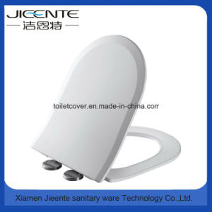 Ultrathin Toilet Seat in Urea with Soft Closed pictures & photos
