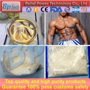 High Quality Oxandrolone Anavar of Anabolic Steroid Hormone CAS 53-39-4 pictures & photos