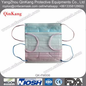 Disposable Anti H1N1 Flu Non Woven Medical Surgical Face Mask pictures & photos