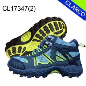 Men Outdoor Sports Hiking Safety Shoes pictures & photos