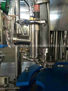 High-Qualified Automatic Beer Canning Filling Machinery with Ce pictures & photos