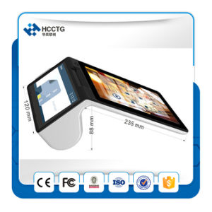 (HPC901) 7 Inch Eft POS-Terminal Android POS Software Terminal with Printer pictures & photos